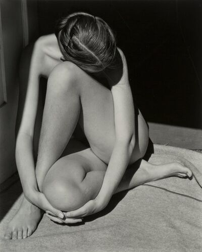 Edward Weston, 'Nude', 1936