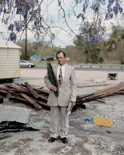 Alec Soth, 'Patrick, Palm Sunday, Baton Rouge, LA', 2002