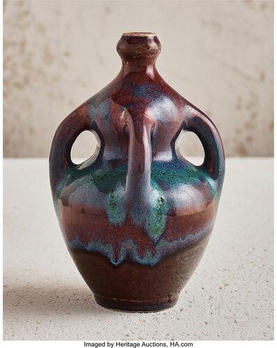 Ernest Chaplet, 'Handled Vase', circa 1890