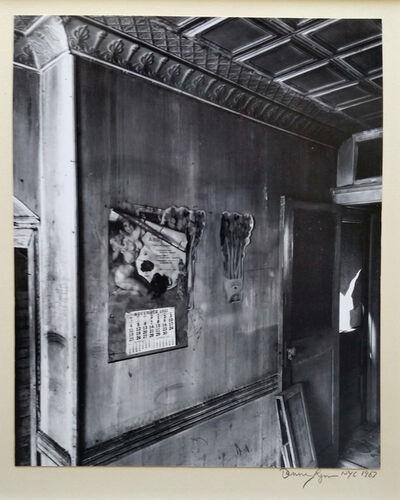 Danny Lyon, 'Abandoned Room', 1967
