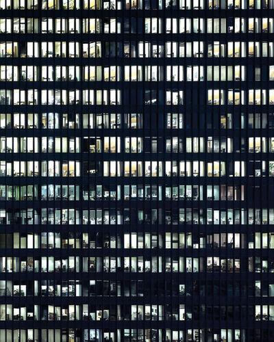 Michael Wolf (b. 1954), 'Transparent City 20', 2007