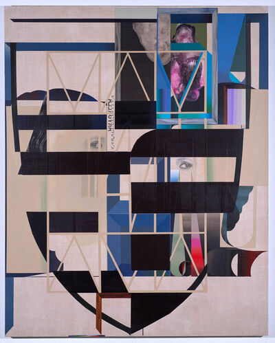 Rubens Ghenov, 'A Grande Borboleta, Midstro/Errante Intro', 2018