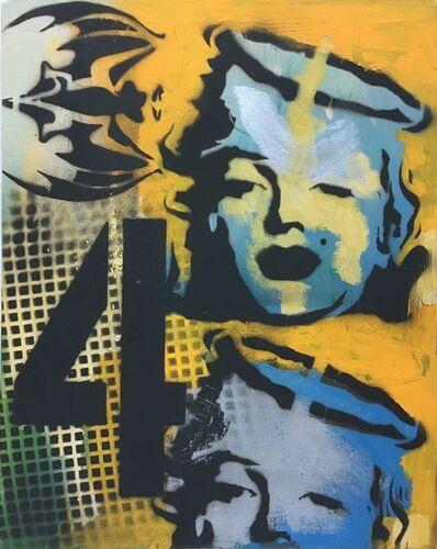 Damian Gonzales, 'Bacardi Marilyn', 2014
