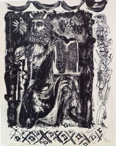 Antoni Clavé, 'Moïse ', ca. 1965