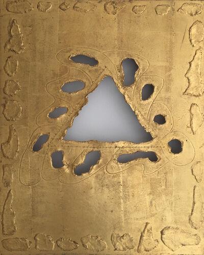 Nobuo Sekine, 'Phase Conception', 1988