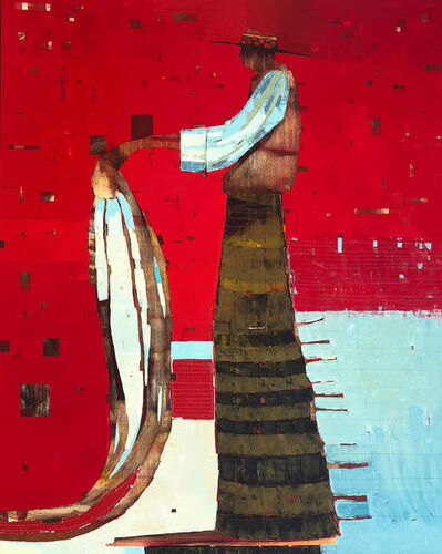 Sherri Belassen, 'Hypno-Ranchero', 2017