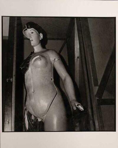 Rosalind Solomon, 'Manikin Study, 1975', 1975