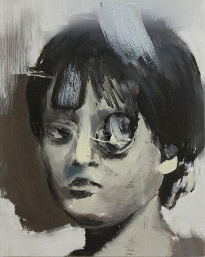 Bartosz Beda, 'A Boy with Yellow Nose', 2015