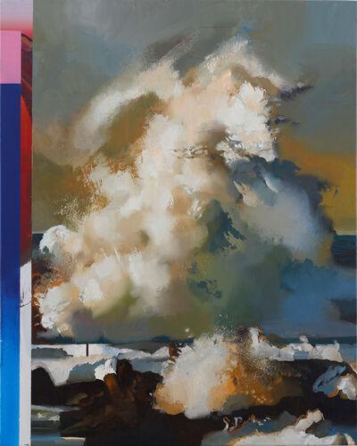 Rayk Goetze, 'Brandung Zwo', 2019