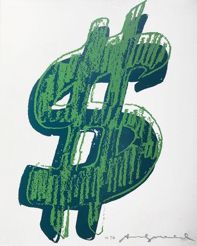 Andy Warhol, '$ (1) II.278 (AP 9/10)', 1982