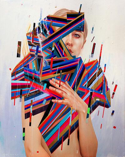 "Erik Jones, '""Ribbon""', 2014"