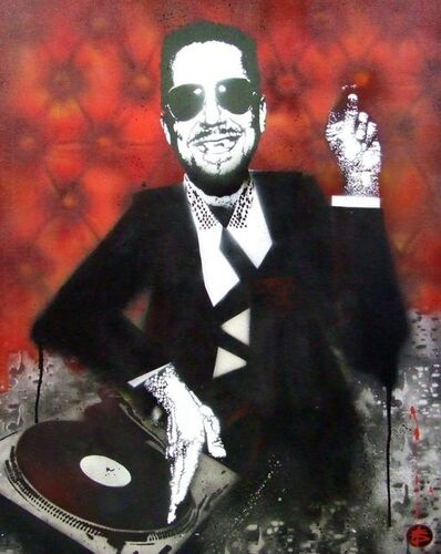 Nick Walker, 'Jerry Dammers', 2005
