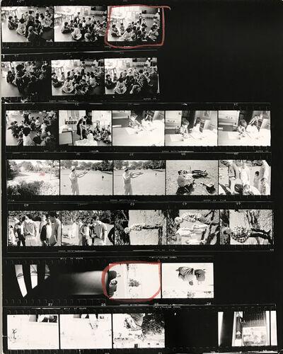 Robert Frank, 'Contact Sheet #71 (San Francisco)', 2009