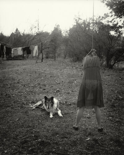 "Sally Mann, 'Untitled from the ""At Twelve"" Series, Jenny Hanging', 1983-1985"