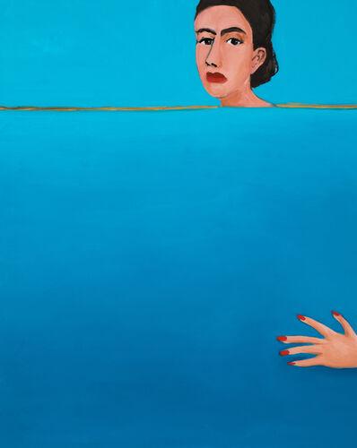 Becky Kolsrud, 'Allegorical Nude (Horizon)', 2018