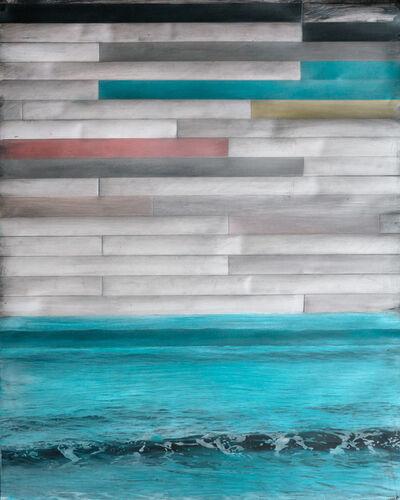 John Folsom, 'Study in Blue XII', 2020