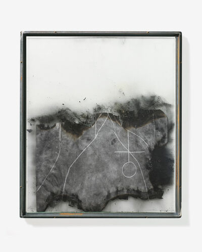 Terence Koh, 'voyager drawing 68', 2018
