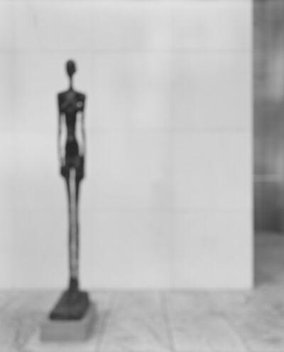 Hiroshi Sugimoto, 'Past Presence 002, Tall Figure III, Alberto Giacometti', 2013