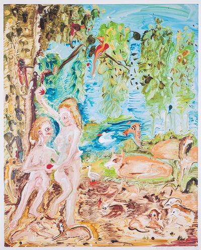 Genieve Figgis, 'Adam & Eve', 2019