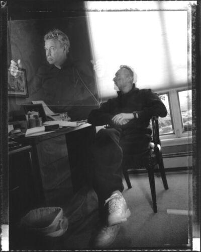 Donald Woodman, '12-22-00', 2000