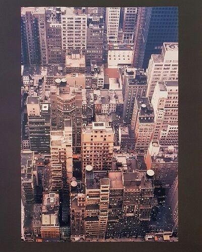 Wolff Buchholz, 'Manhattan', 1990