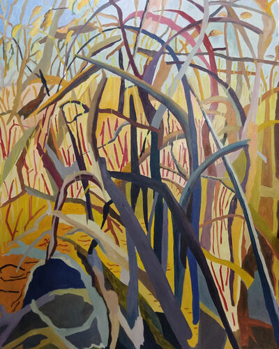 Yvonne Troxell Lamothe, 'Entangled, Wetlands ', 2020