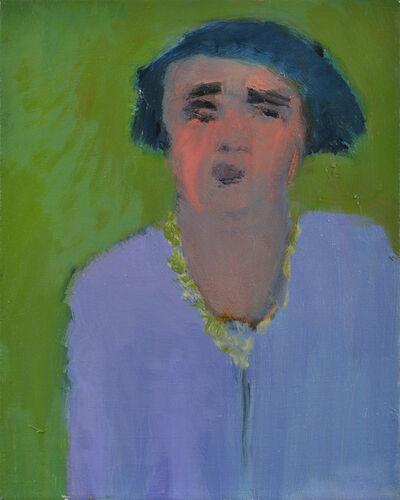 Jennifer Hornyak, 'Woman with Lavender Dress ', 2014