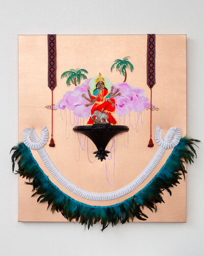 Suchitra Mattai, 'Durga', 2020