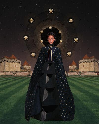 Deming King Harriman, 'Designer Homage:  Valentino Fall 2015 Collection', 2021