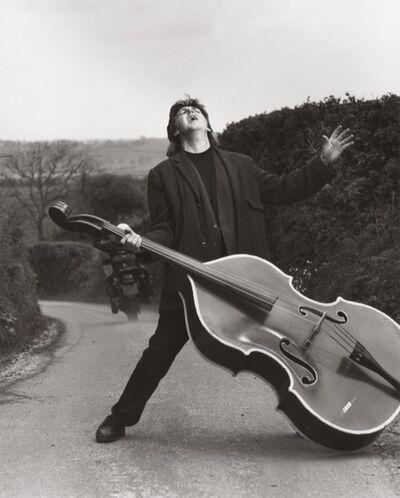Herb Ritts, 'Paul McCartney', 1989