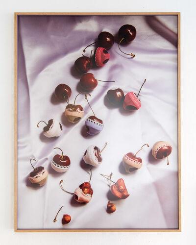Arvida Byström, 'Cherries', 2018