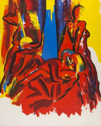 Allen Jones, 'After Hours', 1985