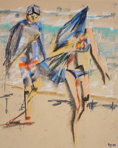 Luong Thai, 'At the beach', 2020