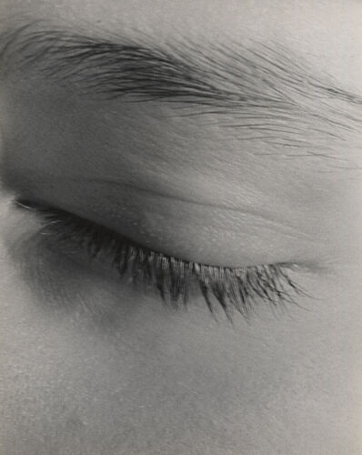 Elisabeth Hase, 'Untitled (detail of face)', 1947