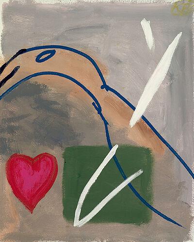 Kittie Bruneau, 'A qui le petit coeur', 2004