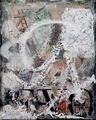 Zavier Ellis, 'Revolt Repeat IX (White)', 2020