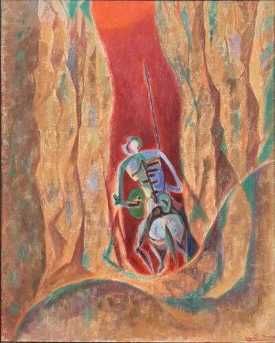 André Masson, 'Don Quichotte', 1935