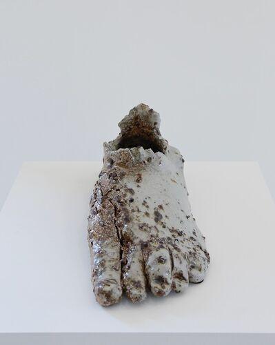 Elsa Sahal, 'Alfred soda foot', 2018