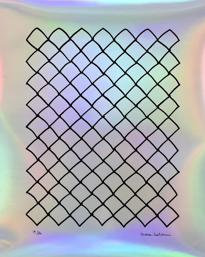 Mona Hatoum, 'Untitled (fence, Mirrored)', 2018