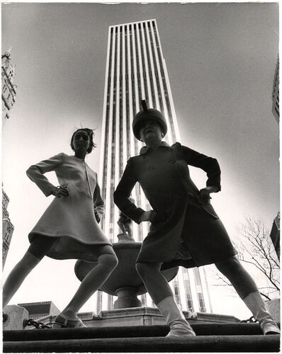 Bill Cunningham, 'GM Building, New York City', ca. 1968-1976