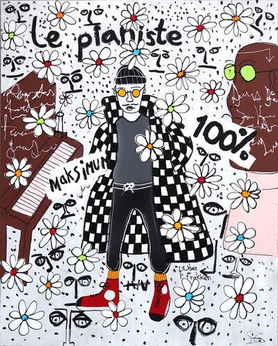 Soren Grau, 'Le Pianiste', 2020