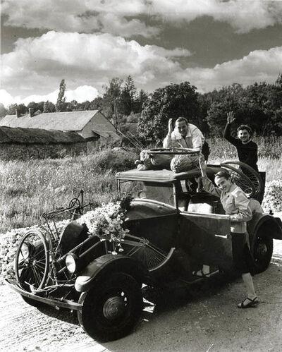 Robert Doisneau, 'Les Grande Vacances (Great Vacations)', 1945/1960s