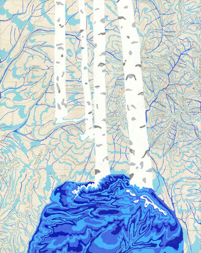 Meredith Nemirov, 'Rivers Feed the Trees 467', 2021