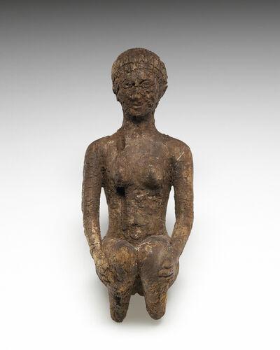 'Statuette of a Girl', ca. 300 BCE