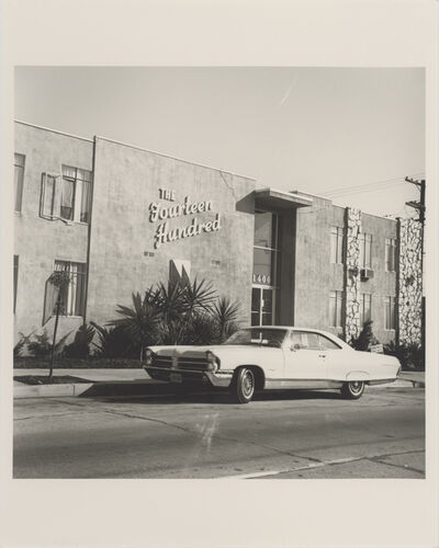 Ed Ruscha, 'The Fourteen Hundred', 1965