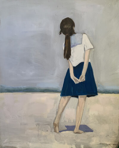 Holland Cunningham, 'Blue Skirt', 2020