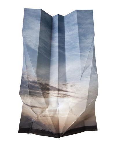 """Millee Tibbs, 'Air/Plains (August 13, 2013 """"Gull Wing"""")', 2013"""