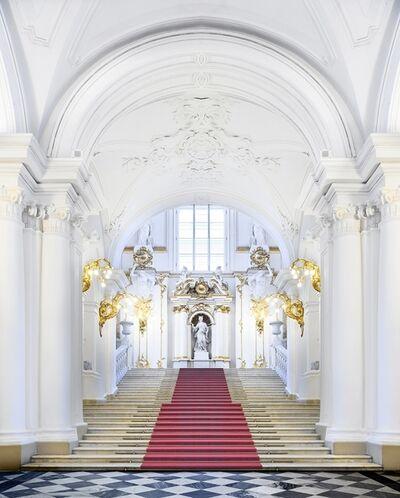 David Burdeny, 'Jordan Stairs 2, State Hermitage, St. Petersburg, Russia', 2015