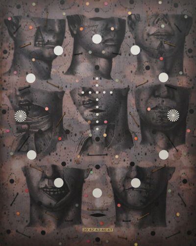 Emerson Cooper, 'Anatomy #1', 2013-2014