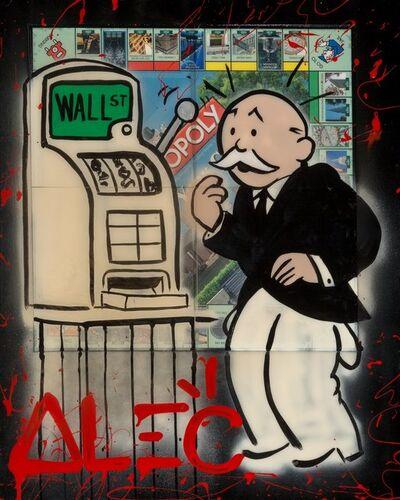 Alec Monopoly, 'Wall Street Slot Monopoly', 2014
